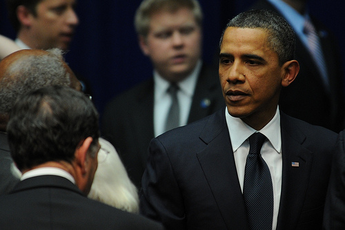 President Obama just effectively threatened the UK with trade sanctions