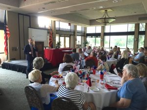 Thanks to the PRWC for inviting me to speak!